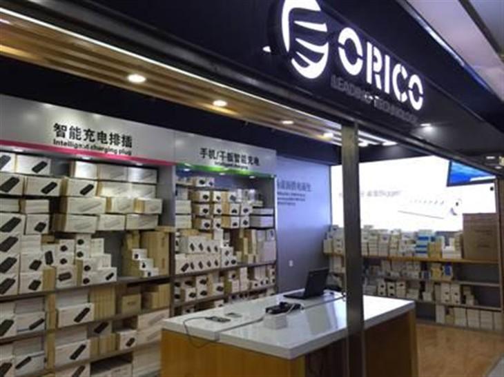 ORICO北京专卖店投百万重资升级开业