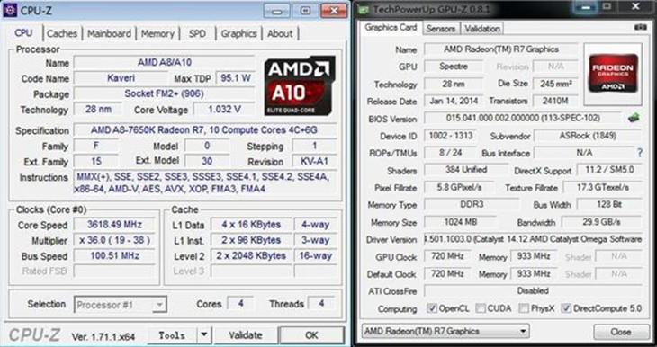 完美体验Win10 DX12 A8-7650K明智之选