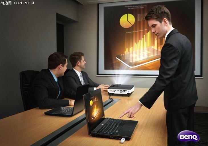 明基投影再升级 创新引领商业新应用