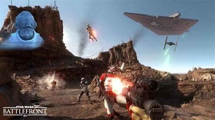 《星球大战:前线》已于今日开放公测