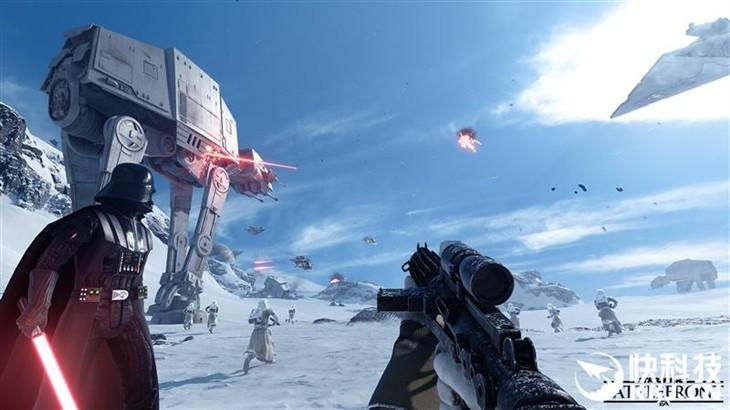 EA《星球大战:前线》DX11显卡测试!