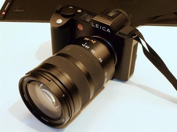 2400万像素全画幅微单 徕卡SL正式发布