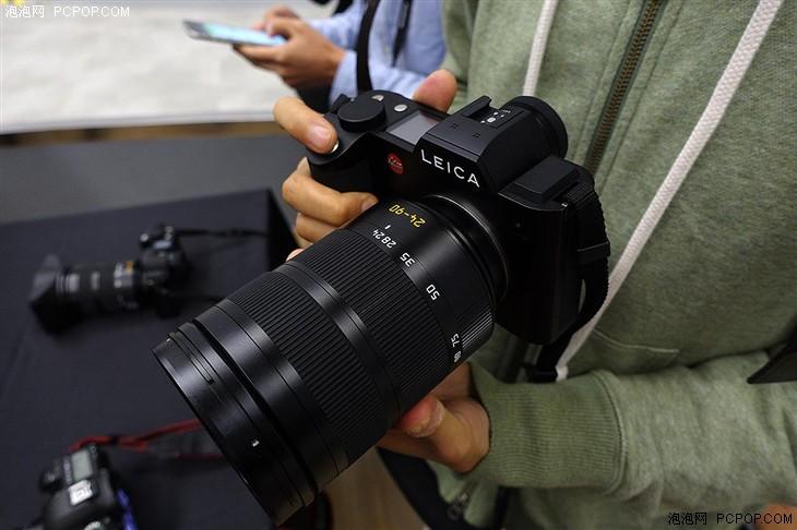 徕卡Leica SL亮相中国 缔造极致影像