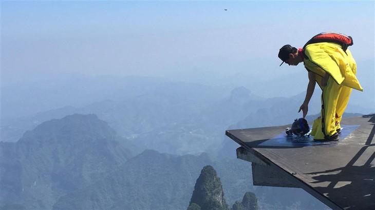 翼装与漂移 佳能C300记录