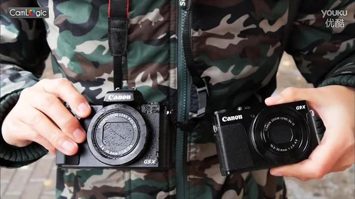 相机逻辑:1英寸CMOS佳能G5X/G9X体验
