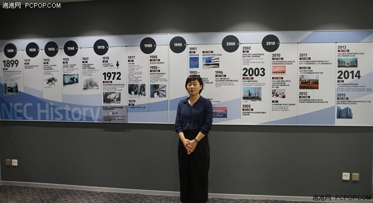 无线分享快乐商务 NEC会e投影机新品发布