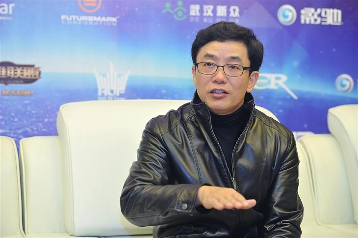 畅想未来!影驰&NVDIA嘉年华活动专访