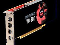 蓝宝 PGS AMD FirePro W4300 闪亮登场