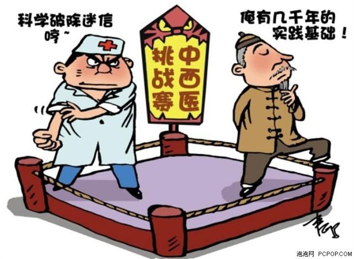 中医VS西医辩论赛:我们该选择相信谁