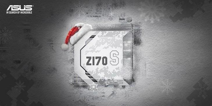 白化剑齿虎 华硕暗示Z170虎魄主板即将到来
