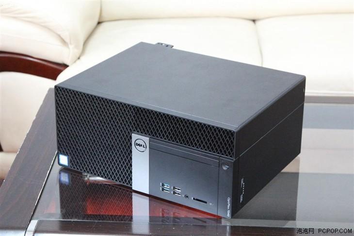 微塔式机新晋 戴尔OptiPlex 7040机评测