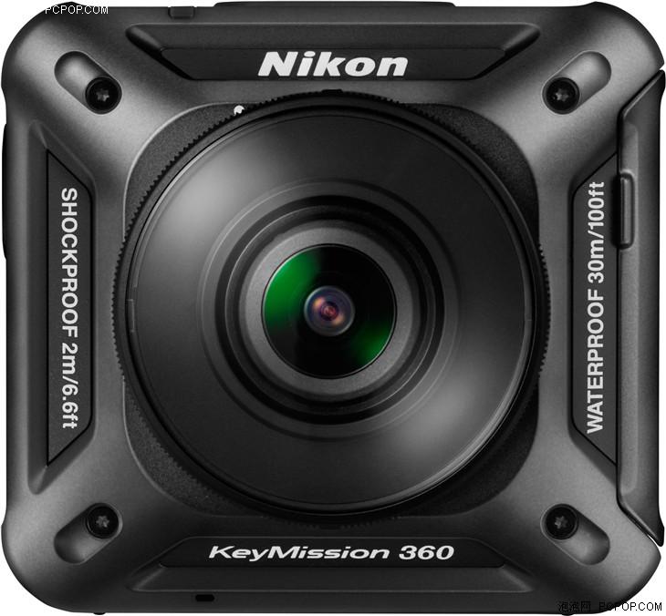 360度录视频 尼康KeyMission 360发布