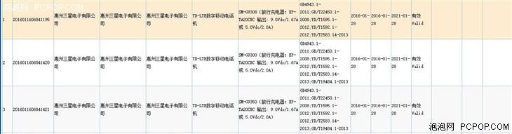 三星S7国行版通过质量认证 三月份上市