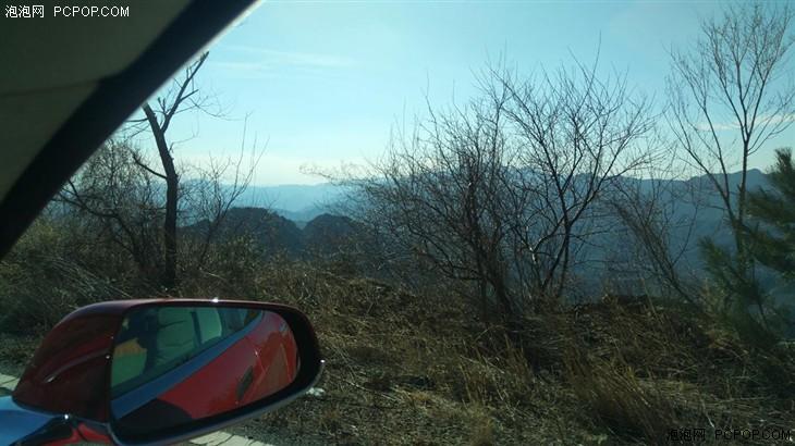 往返180km爬山1200米 特斯拉P90D冬游