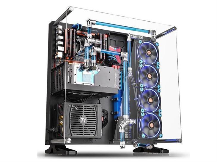 多重安装设计 Tt Core P5创意无极限
