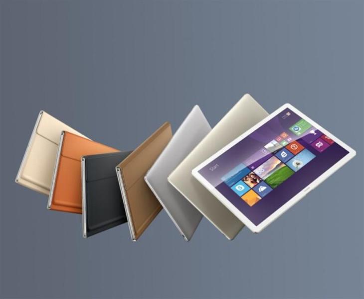 移动办公新时代 华为MateBook震撼巴展