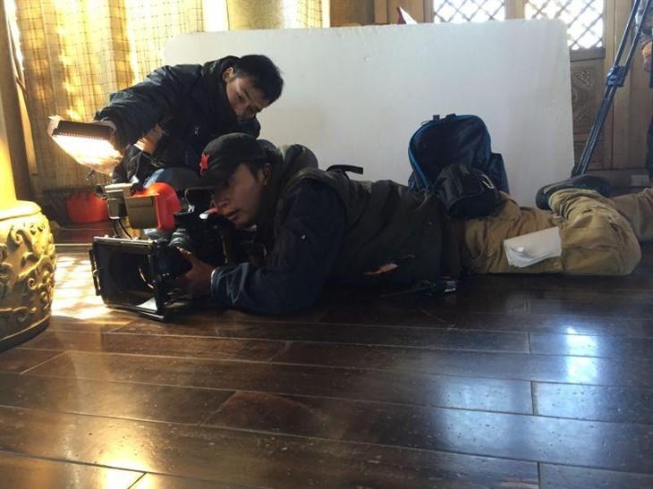 《小城大爱》逯鲁导演 谈佳能C300 II