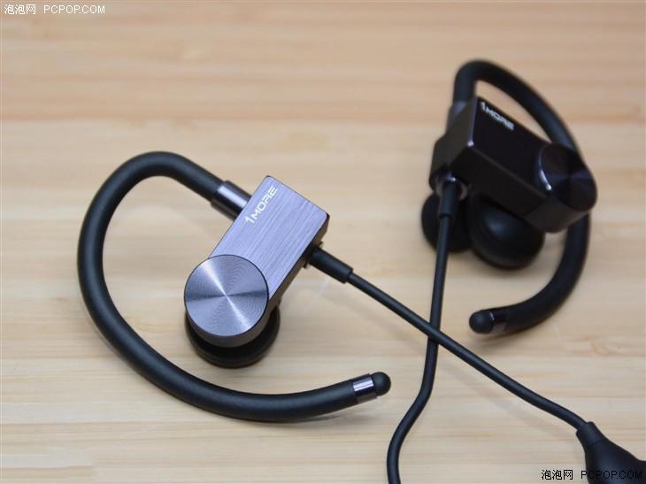 1MORE EB100 耳挂式运动蓝牙耳机评测
