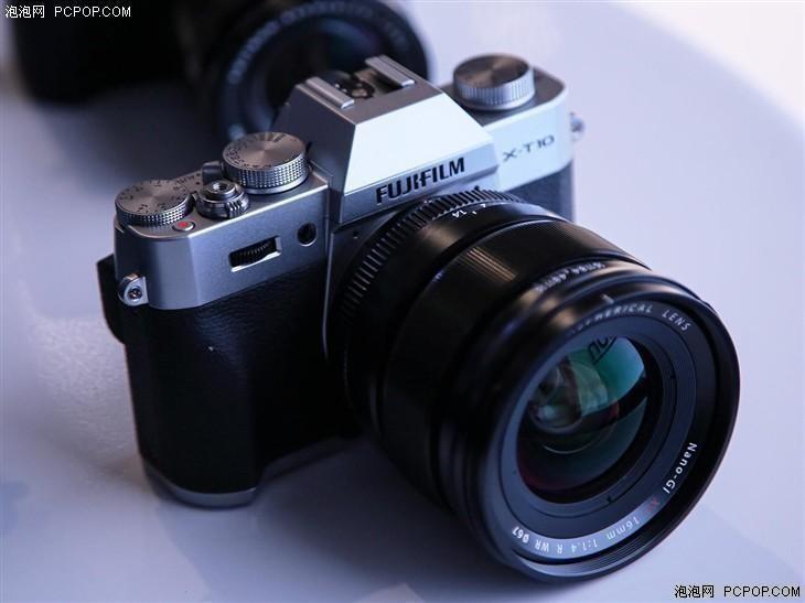 内置相位检测AF 富士X-T10仅售3499元
