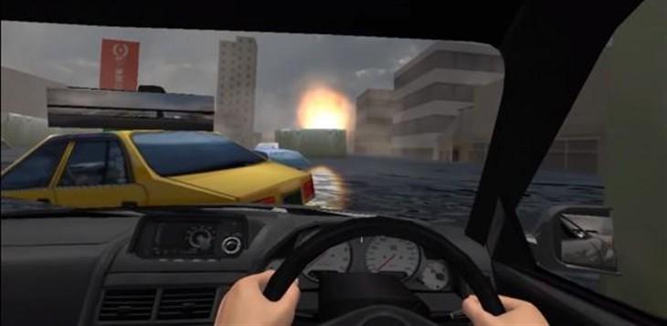 日本人好聪明 利用VR学习应对自然灾害