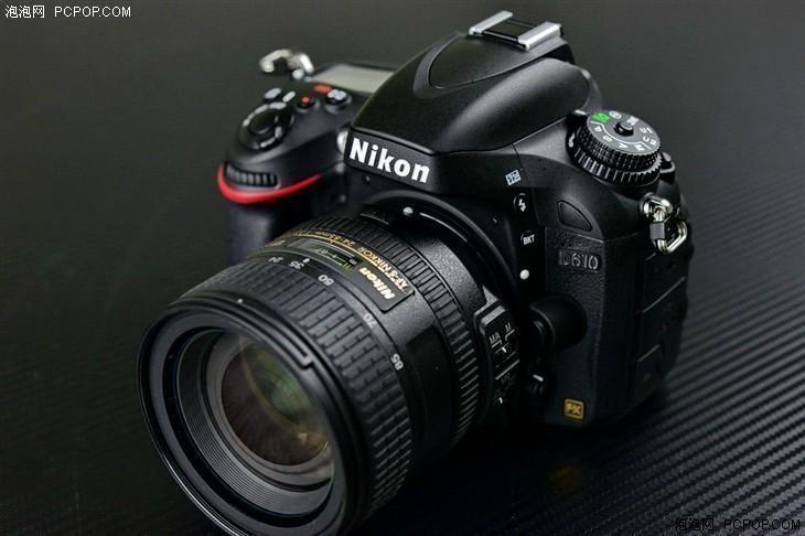 尼康D610连拍速度高于以往机型,FX和