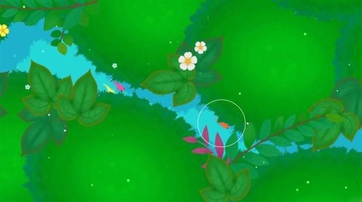 国产游戏《鲤》登陆PS4:水墨风画面