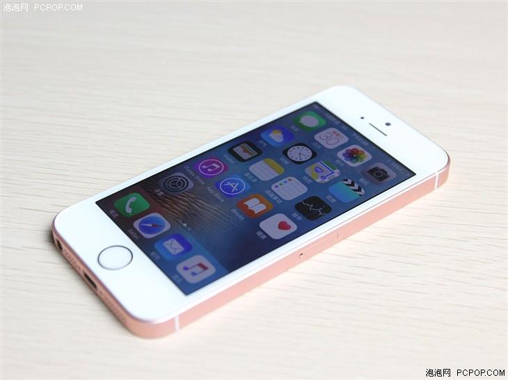 iPhone SE评测
