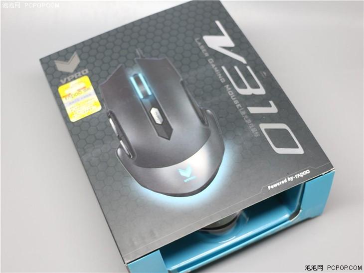 电竞办公两相宜 雷柏V310游戏鼠标评测