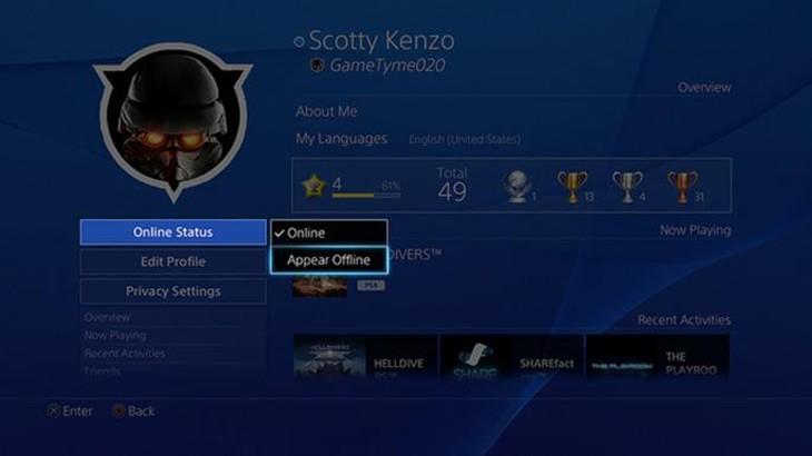 PS4软件3.50版 支持在Mac上远程运行游戏