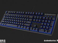 赛睿推Apex M500机械键盘:Cherry轴