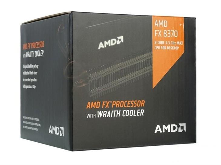 幽灵散热器!AMD FX-8370重装上阵