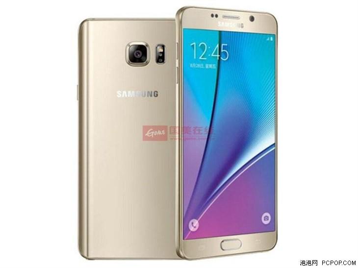 三星 Galaxy Note5 4G手机团购价4388