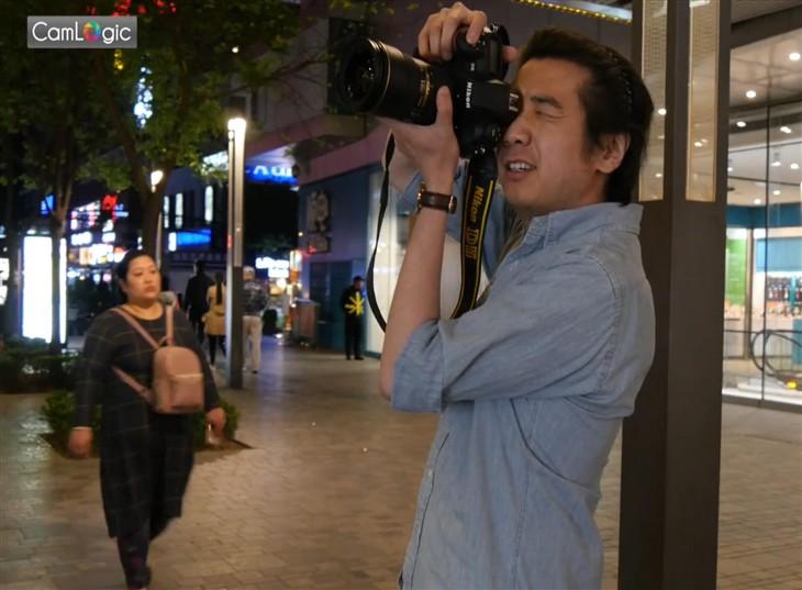 相机逻辑:尼康D5夜晚拍妹子好使不好使?