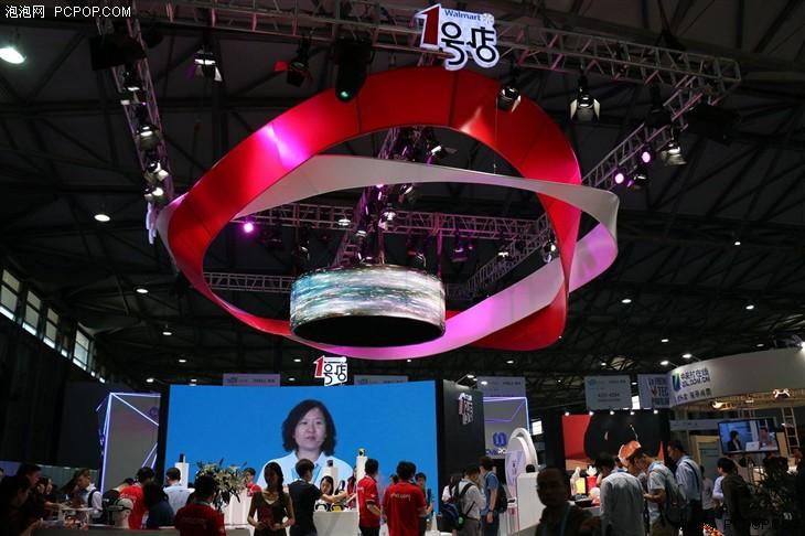 CES Asia 2016:1号店携多种黑科技亮相