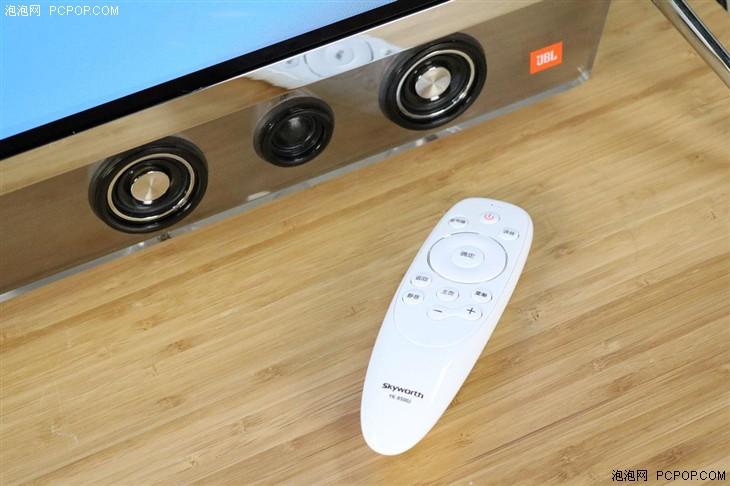 OLED四色HDR旗舰电视 创维55S9-I评测