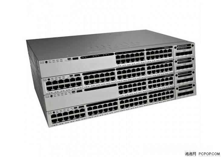 思科WS-C3850-24T-S交换机促销14800元