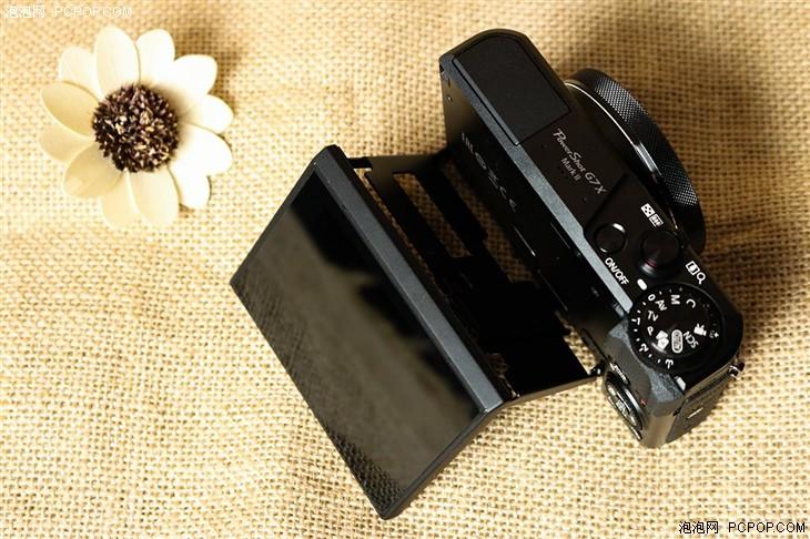 将全新卡片机装进口袋 佳能G7X II评测