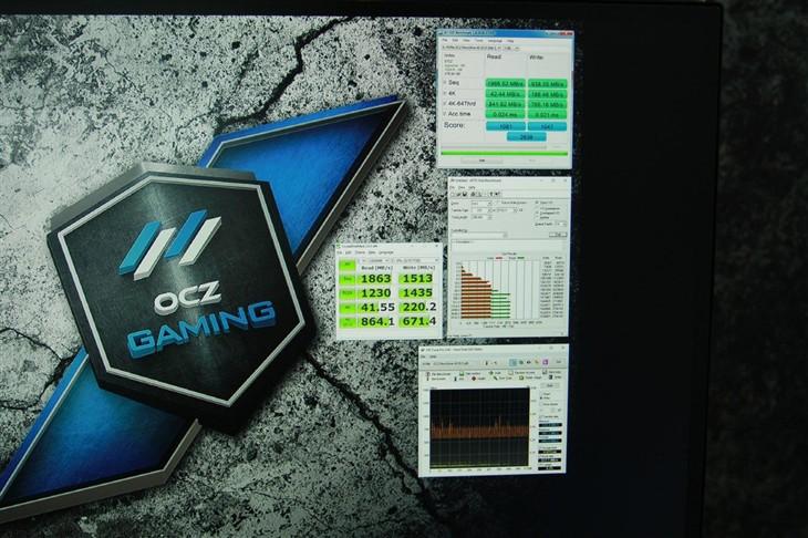 台北电脑展2016 OCZ展出高性能SSD