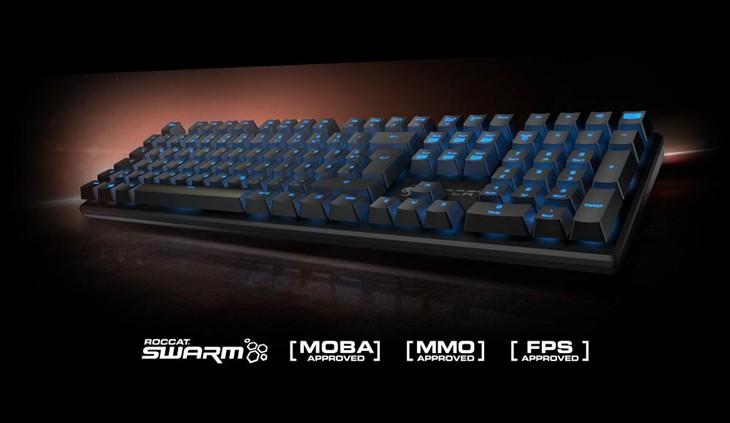台北电脑展2016 冰豹新品Suora机械键盘