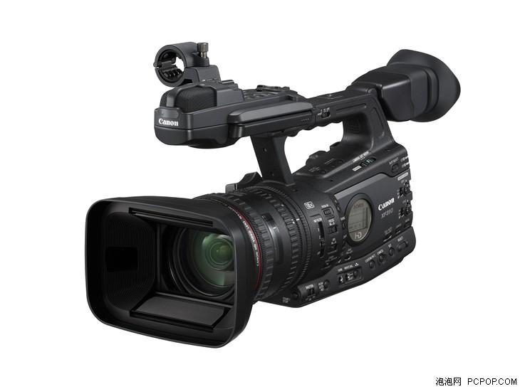 画质大提升 佳能XF315/XF310正式发布