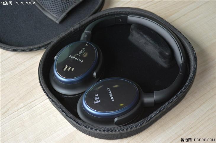 创新Creative Aurvana ANC降噪耳机体验