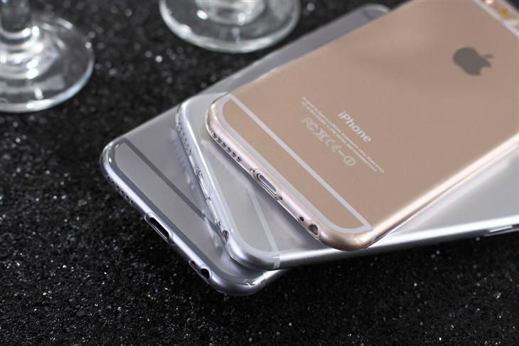 比水晶透明比纸还薄的iPhone 6s保护壳