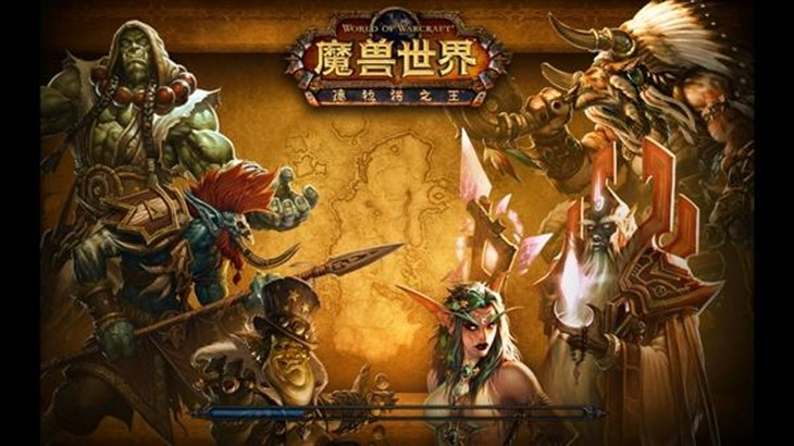 玩家網la狂玩《魔獸》七個月 冬進夏出[CPU資訊],香港交友討論區