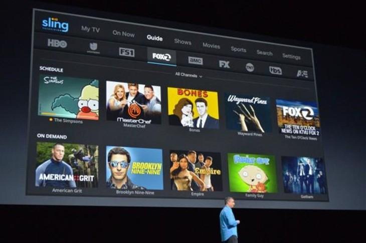 苹果新tvOS:Siri功能升级/iPhone可遥控