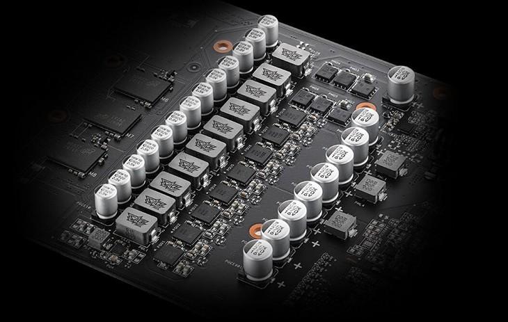 专属黑科技 STRIX-GTX1080的独门秘籍