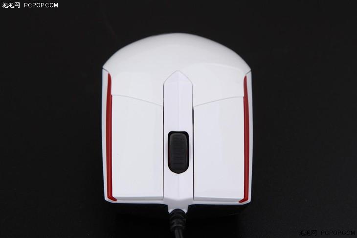 白玉无瑕 ROG白色限量版SICA鼠标评测
