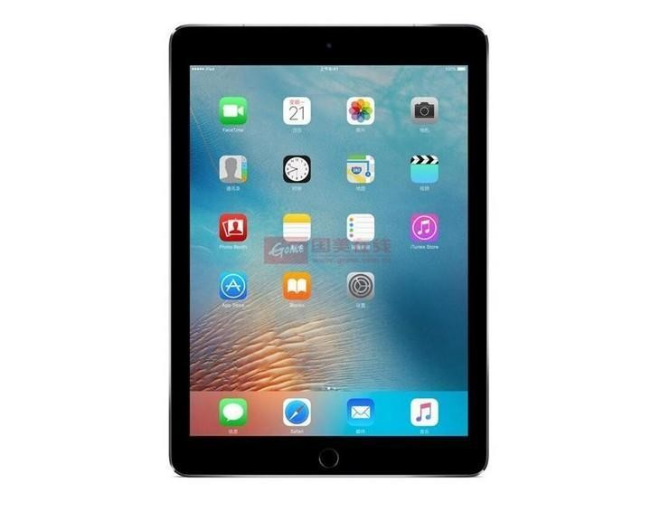 下单立减 9.7英寸iPad Pro仅售4170元