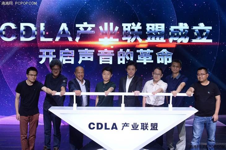 乐视发起成立CDLA联盟 李云迪出任大使
