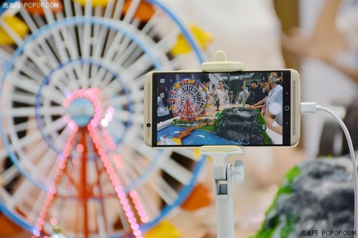 科技与想象力碰撞 中兴新品亮相MWC上海展
