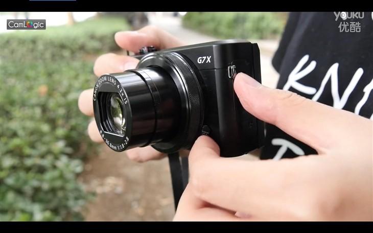 相机逻辑:高画质DC佳能G7XII视频评测